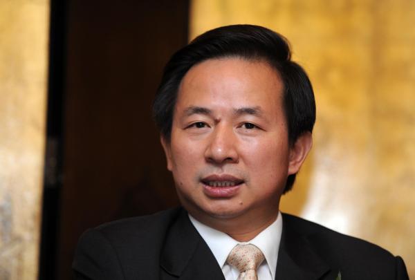 李干杰 视觉中国 资料